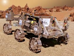 Bridget, un rover proto européen 02