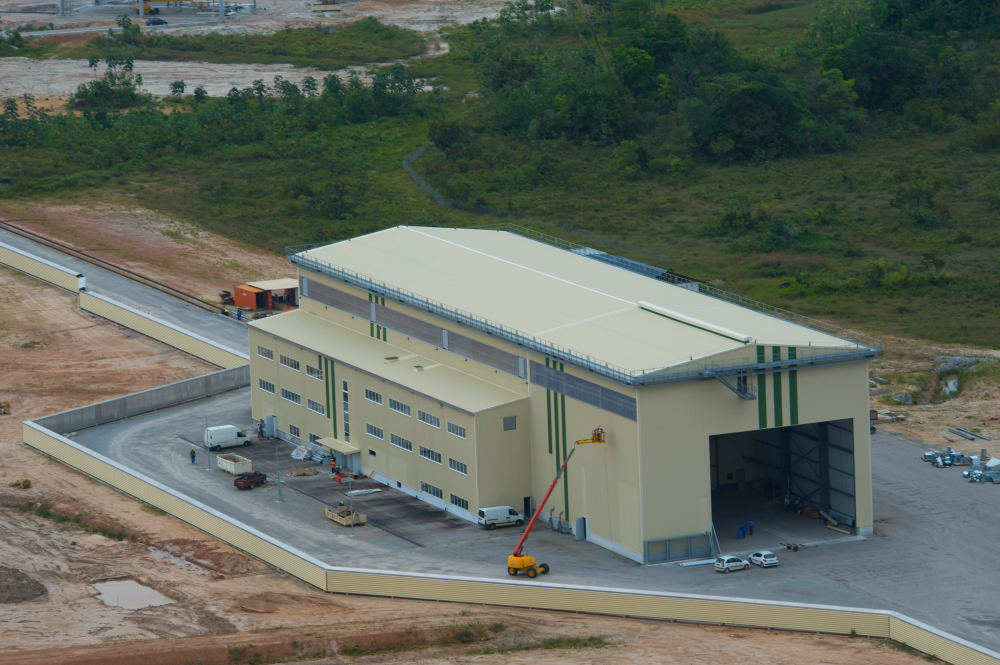Etat d'avancement du chantier Soyouz en Guyane (Sinnamary) - Page 3 15g
