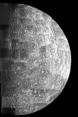 Flashespace.com - Le noyau de Mercure