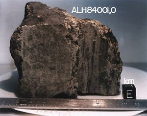 Des bactéries martiennes trouvées dans une ancienne météorite - Page 2 ALH84001_a
