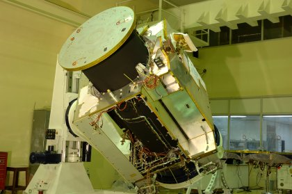 Le satellite Chandrayaan-1